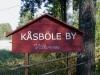 kasbole-skylt