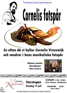 Cornelis Affisch Lövånger kyrkstad 4 Ny  copy